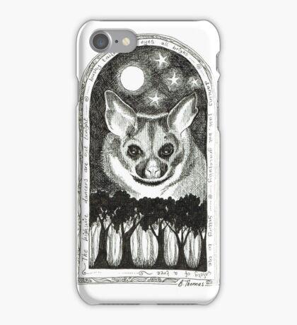 brushtail possum iPhone Case/Skin