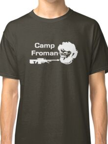 Camp Froman white Classic T-Shirt