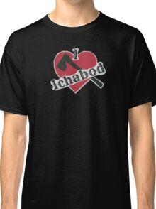 I Love Ichabod by VampireLily Classic T-Shirt