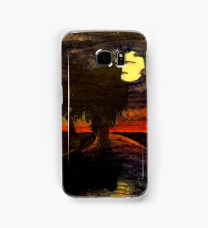 Sunset Willow Samsung Galaxy Case/Skin