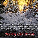 Merry Christmas #  5 by Charles & Patricia   Harkins ~ Picture Oregon