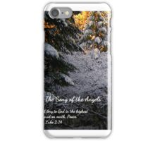 Song of the Angels iPhone Case/Skin