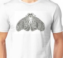 moth woman Unisex T-Shirt