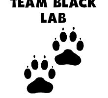 Team Black Lab by kwg2200