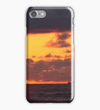 Into the sunset iPhone Case/Skin