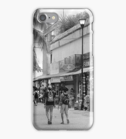 Streets of Playa iPhone Case/Skin