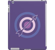 Targets, Arrows, and Purples iPad Case/Skin
