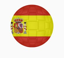 Spanish Flag Unisex T-Shirt