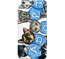 Adopt Shelter Cats iPhone Case/Skin
