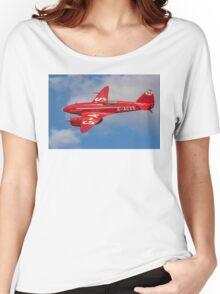 De Havilland Comet Racer G-ACSS Women's Relaxed Fit T-Shirt