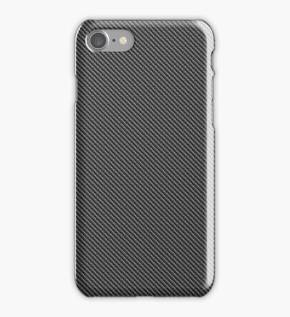 Realistic Carbon Fibre Look iPhone Case/Skin