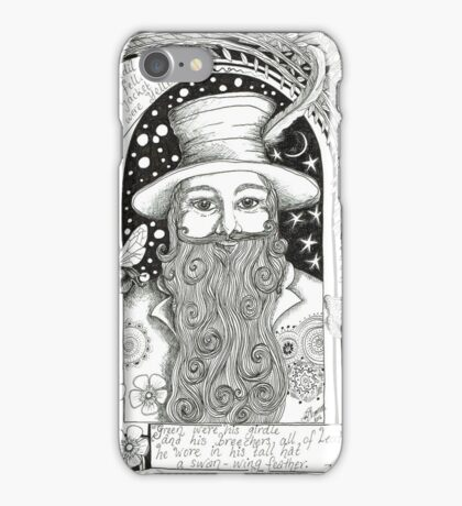 Tom Bombadil iPhone Case/Skin
