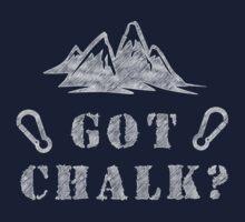Rock Climbing Got Chalk Kids Clothes