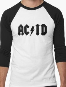 Acid Two Men's Baseball ¾ T-Shirt