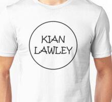 Kian Black Unisex T-Shirt