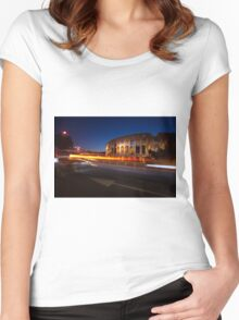 The Colosseum Women's Fitted Scoop T-Shirt