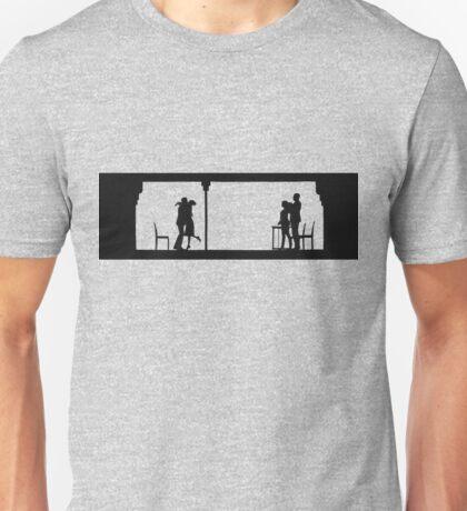 La La Land Silhouette Unisex T-Shirt