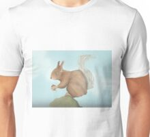 Twig Tailed Squirrel Unisex T-Shirt