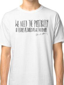 Escape x Alaska Classic T-Shirt
