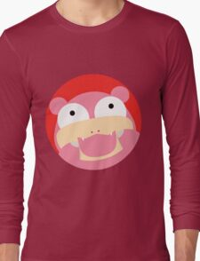 HAPPY SLOWPOKE Long Sleeve T-Shirt