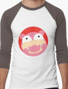 HAPPY SLOWPOKE Men's Baseball ¾ T-Shirt