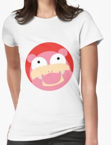 HAPPY SLOWPOKE Womens Fitted T-Shirt