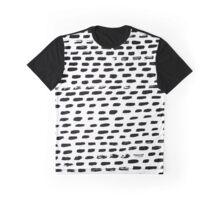 Brushstrokes Graphic T-Shirt