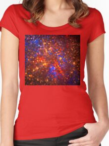 Magma Stars Women's Fitted Scoop T-Shirt