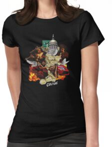 Culture Womens Fitted T-Shirt