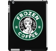 Frozen Coffee iPad Case/Skin