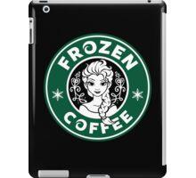 Frozen Coffee iPad Case/Skin