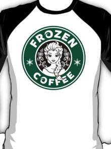 Frozen Coffee T-Shirt
