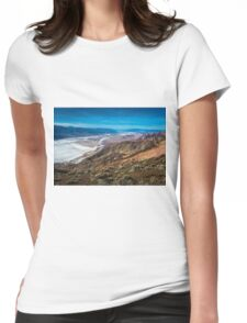 Dantes View Womens Fitted T-Shirt