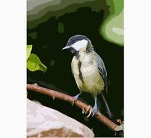 "Birds story, "" fawn paint Picasso ! "" 9 (c) (h) the Blue Tit - Olao-Olavia by Okaio Créations  Unisex T-Shirt"