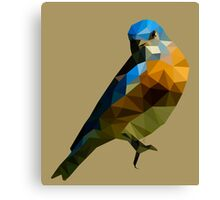 LP Bird Canvas Print