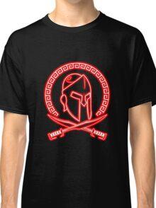 Spartan Logo 3 Classic T-Shirt