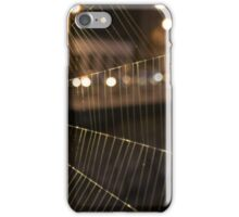 Urban Spiders 17 iPhone Case/Skin