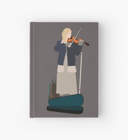 You're strange.  Hardcover Journal