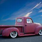 1947 Chevy 'La Patina' Pickup Truck by DaveKoontz
