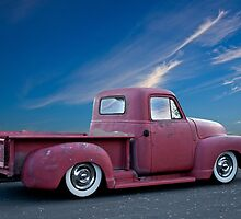 1947 Chevy 'La Patina' Pickup Truck by DaveKoontz