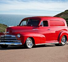 1947 Chevrolet 'Passion Pit' Panel by DaveKoontz