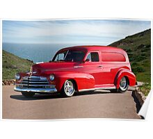 1947 Chevrolet 'Passion Pit' Panel Poster