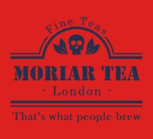 MoriarTea: That's What People Brew Kids Clothes