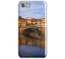 Vecchio Bridge Florence iPhone Case/Skin