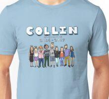 Collin Focus Unisex T-Shirt