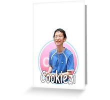 Cookiezi Greeting Card