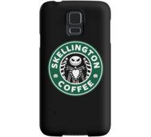 Skellington Coffee Samsung Galaxy Case/Skin