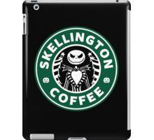 Skellington Coffee iPad Case/Skin