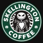 Skellington Coffee by Ellador