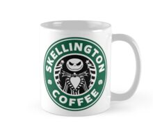 Skellington Coffee Mug